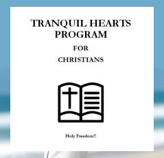 ebook cover image for the Tranquil Hearts Program for Christians
